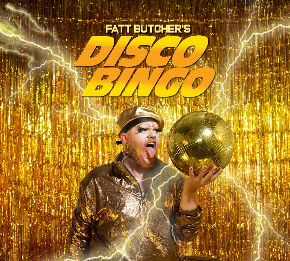 disco bingo at the karaoke hole