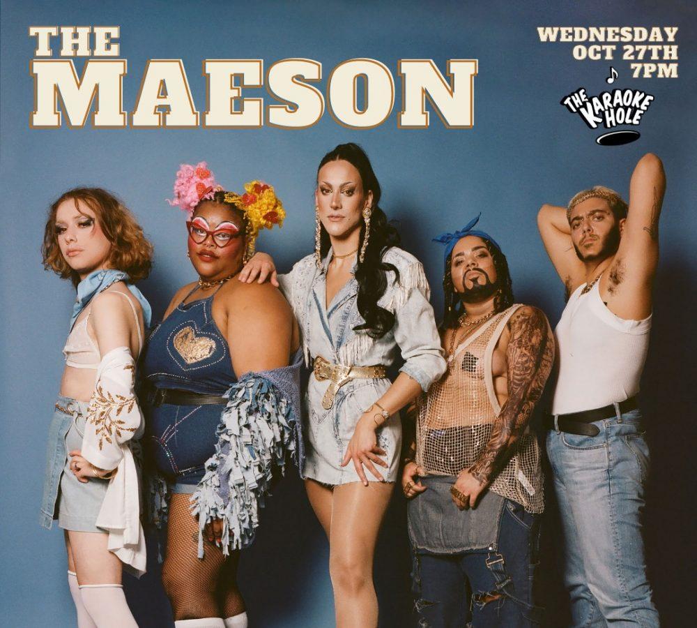 The Maeson at The Karaoke Hole