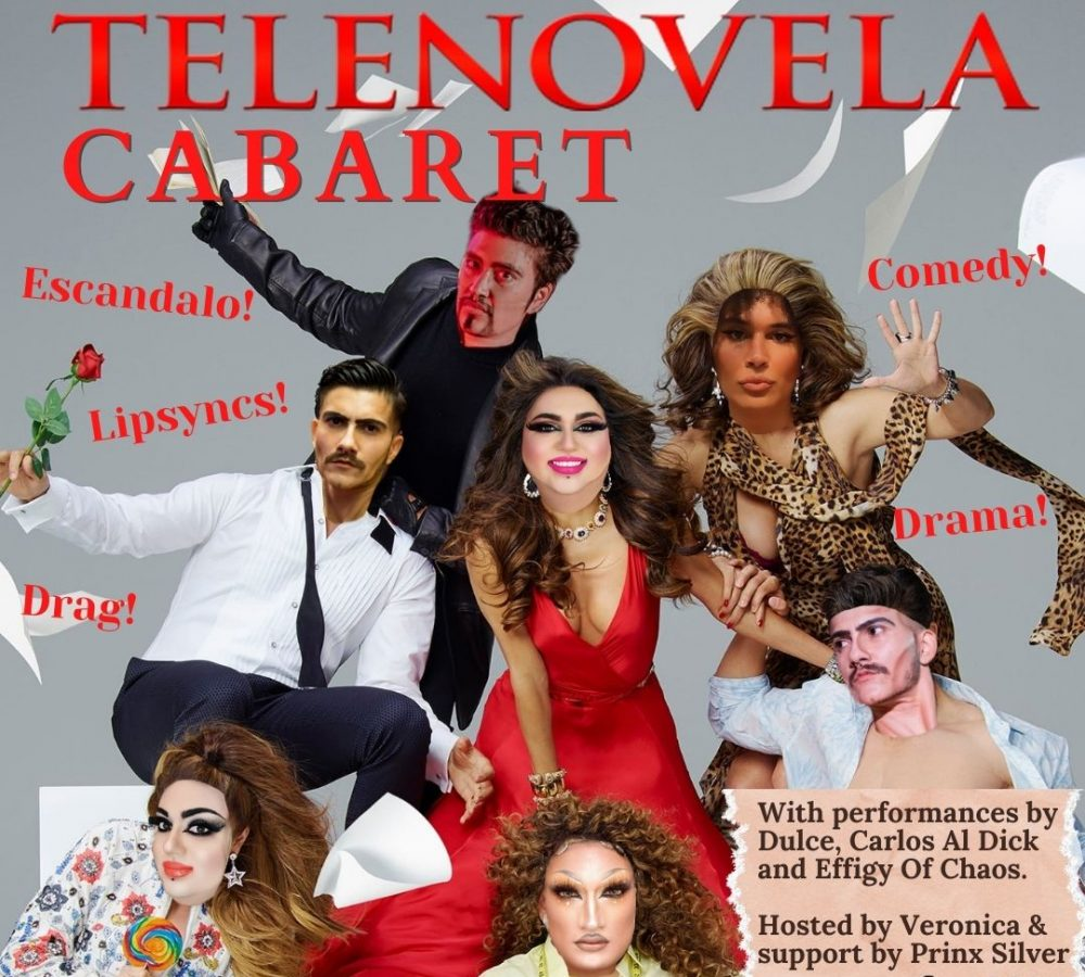 Telenovela Drag Cabaret at The Karaoke Hole